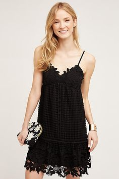 Alessia Lace Dress - anthropologie.com