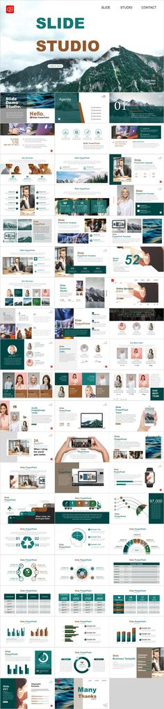 270 Best modern powerpoint templates images in 2019 Keynote