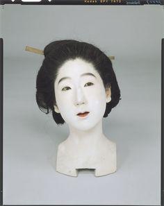 Raw doll _ Tokugawa era Hanami noblewoman body Tokyo National Museum Image ID:C0098407 Shooting site:Front Column article number:I-1081 Author:Three generations Yasumoto Kamehachi Age:Meiji era _20c shape:High 32.1