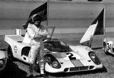 Pedro Rodriguez (1970) & Porsche 917