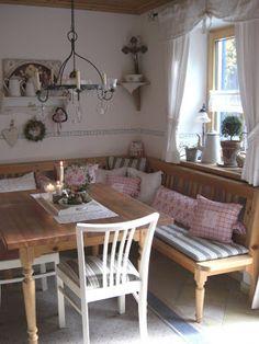 Landliebe-Cottage-Garden: Willkommen in meinem Esszimmer