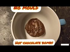 Hot Chocolate Bombs without mould || No mould Hot Chocolate Bombs - YouTube Chocolate Bomb, Fun Activities For Kids, Kitchen, Easy, Youtube, Recipes, Fun Kids Activities, Cooking, Kitchens