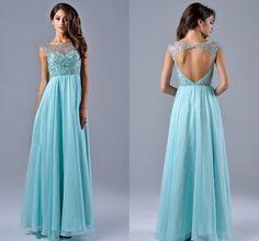 Y estos son los vestidos