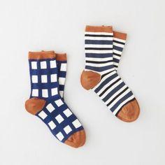 Hansel from Basel Preps Sock Two Pack | Women's Accessories | Steven Alan