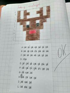 Pixel Art, Computer Science, Knitting Patterns, Clip Art, Coding, Teaching, Education, Drawings, School
