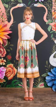 Vestido Midi Abacaxique II