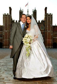 Lord Frederick Windsor & Sophie Winkleman Wedding on September 12, 2009 in Richmond upon Thames, England.