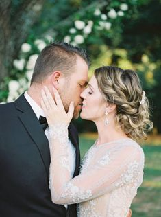 5 minutes with. Romantic Wedding Photos, Ethereal Wedding, Elegant Wedding, Wedding Kiss, Wedding Blog, Before Wedding, Fine Art Wedding Photography, Bride Look, Magnolia