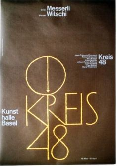 Original-vintage-poster-EXPO-KREIS-48-GROUP-1950-Hofmann