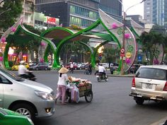 Christmas in HCMC