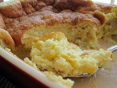 gluten free sweet corn spoon bread