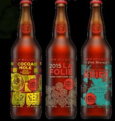 mybeerbuzz.com - Bringing Good Beers & Good People Together...: New Belgium Brings Back Sour, Spice and Everything...