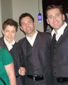 Damian, Ryan and Paul  Celtic Thunder