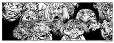 Labyrinth- The Goblins by renonevada.deviantart.com on @deviantART