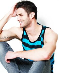 Chris Salvatore. Gay rights activist....but so freakin hot