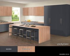Gallery One Design your own colour schemes for Kitchens and Wardrobes Choose your colours online and preview