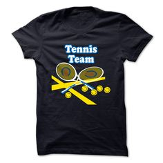 TENNIS TEAM T Shirt, Hoodie, Sweatshirt