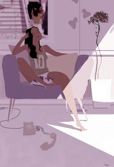Frustrated. #pascalcampion