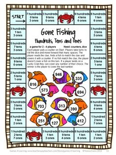 End of Year Math Games Second Grade by Games 4 Learning -This collection of end of year games contains 14 printable games that review a variety of second grade skills. $