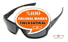 %100 Orijinal marka güneş gözlüğü satın al!