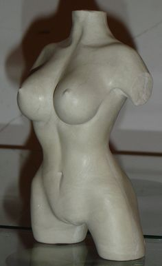Sculpture synthetic stone