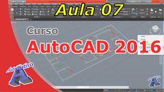 Curso de AutoCAD 2016 – Comandos de Visualização – Aula 07 – Autocriativo
