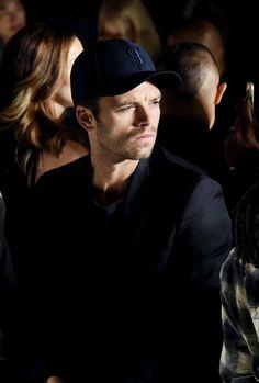 Is it hot in here or is it just Sebastian Stan?