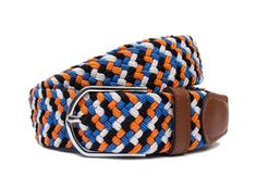The Mentalist, Unlike the American Drama show this woven belt is actually an epic. Whack! That's the sound of you making a hell of an impact. Whether you're in an office meeting or on a hot date, you will be noticed/respected.  With a mighty blend of Orange, Black, White and Blue, respect the chaos of it all. Seriously don't let it loose on the weak. Let It Loose, Office Meeting, The Mentalist, Woven Belt, Respect, Drama, Black White, Orange, American