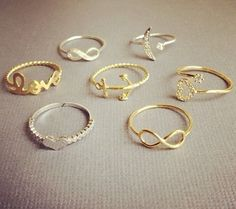 Love these rings :)
