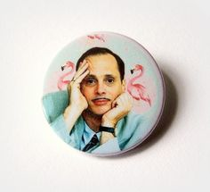 John Waters - button badge or magnet 1.5 Inch on Etsy, 1,12 €