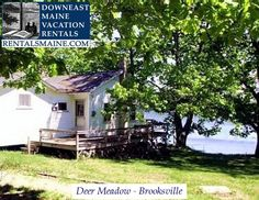 See 1 photo from visitors to Downeast Maine Vacation Rentals. Maine Vacation Rentals, Blue Hill, Coastal Cottage, Ideal Home, Tours, Places, Deer, Products, Ideal House