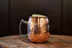Grey Goose Melon Mule  GREY GOOSE® Le Melon 1 ½ Parts Ginger Beer 3 Parts Lime Wedge 3