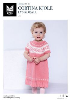 Girls Dresses, Flower Girl Dresses, Summer Dresses, Jumpers, Knitting Projects, Baby Knitting, Knitwear, Wedding Dresses, Crochet