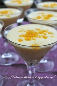 Mousse al Limoncello e Cioccolato Bianco