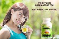 Weight loss green store tea india