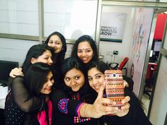 Women of SDA having a Selfie moment! #womensday2016