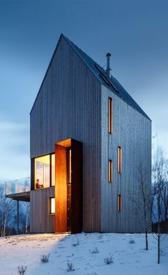 Five serene Canadian retreats by Omar Gandhi Architect