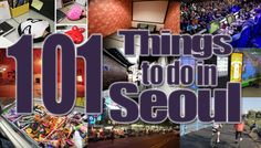 Bucket lists are awesome. People create these lists to make sure they have a list of goals to accomplish. And when you travel to Seoul, it should be no different. So to get you started on your journey in Seoul, here's a list of 101 things to do in Seoul that'll help you get the best out of Seoul!