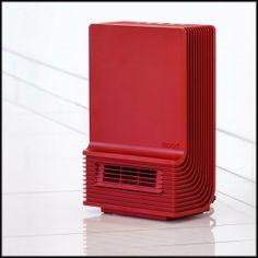 Broksonic humidifying ceramic heater (it's red!!)