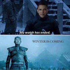 Funniest Trump Transition Memes: Winter Is Coming