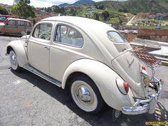Volkswagen Escarabajo Escarabajo 1300cc - Año 1955 - 3077 km - TuCarro.com…
