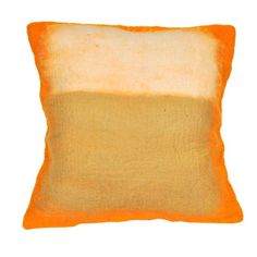 I pinned this Vintage Carrot Abstract Pillow from the Heirloom Giftables event at Joss and Main!