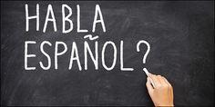 Asisto a la clase de  español las  uno y cincuenta y cinco.La clase es fascinante para aprender nuevo idioma.