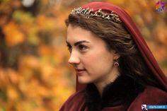 Muhteşem Yüzyıl 116. Bölüm Fotoğrafları - Burcu Özberk (Huri Cihan Sultan)