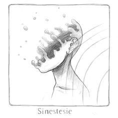 """@Behance: """"Sinestesie"""" https://www.behance.net/gallery/45833445/Sinestesie"""