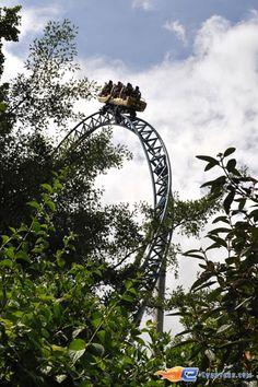 36/36   Photo du Roller Coaster Anubis The Ride situé à Plopsaland de Panne (Belgique). Plus d'information sur notre site http://www.e-coasters.com !! Tous les meilleurs Parcs d'Attractions sur un seul site web !! Découvrez également notre vidéo embarquée à cette adresse : http://youtu.be/CTarPc72gHs