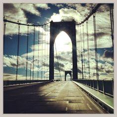 Newport Bridge, Newport, Rhode Island