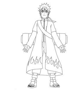 Naruto Will Face Enemies Coloring Pages Boy Coloring, Coloring Pages For Boys, Narusaku, Anime Sketch, Naruto Uzumaki, Wood Burning, Goku, Anime Art, Tattoo Ideas