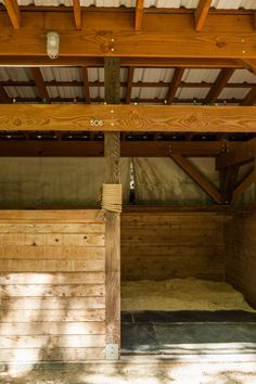 Stable Chic In The Napa Valley Horse ShelterHorse StablesHorse