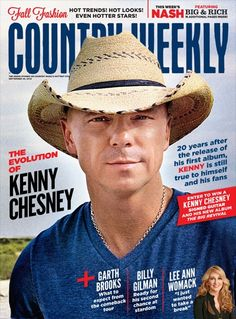 September 29, 2014 – The Evolution of Kenny Chesney - Country Weekly
